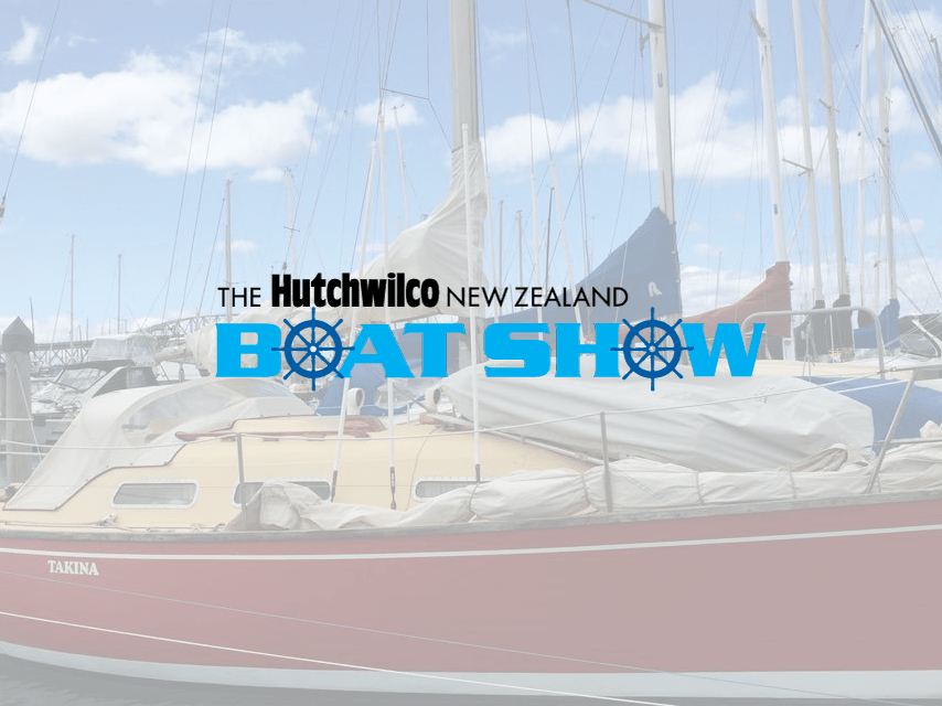 MI Systems at the Hutchwilco Boat Show 18-21st May