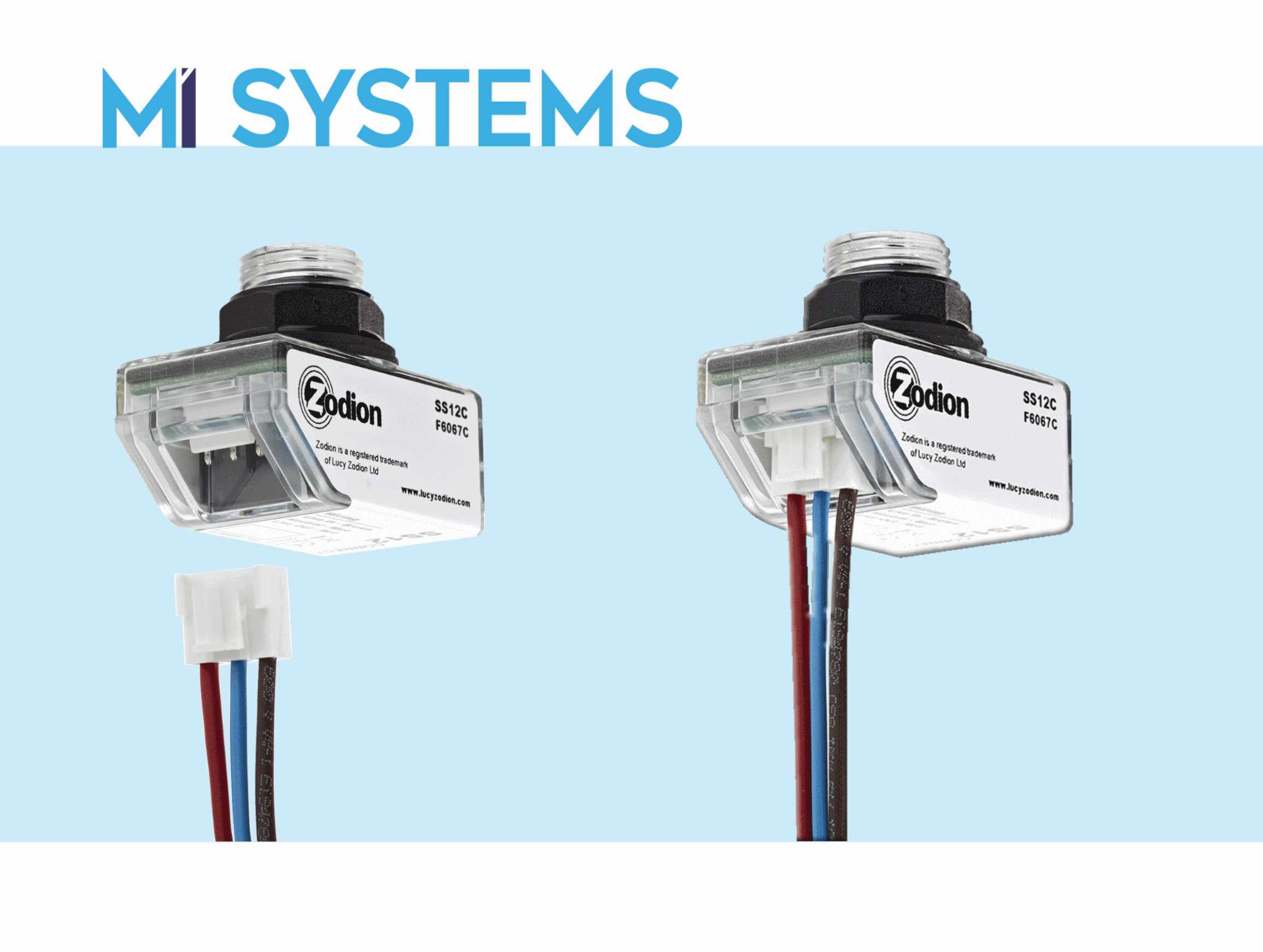 NEW: SS12CONNECT Miniature Photocells