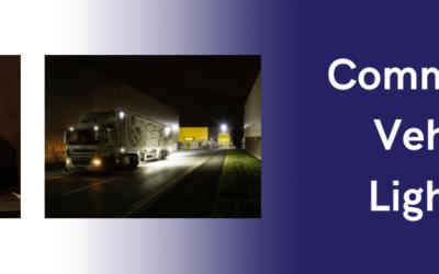 NEW Commercial Vehicle Lighting Range
